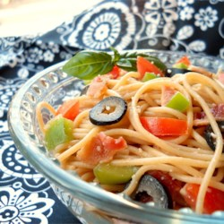 Sharese's Spaghetti Salad Recipe
