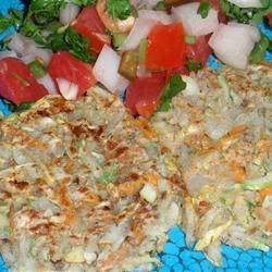 Zucchini Balls (Kolokythokeftedes) Recipe