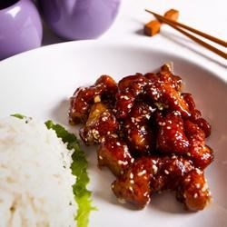 Addictive sesame chicken recipe allrecipes home recipes world cuisine asian photo of addictive sesame chicken by missfavor forumfinder Images