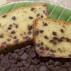 German Chocolate Chip Pound Cake Recipe