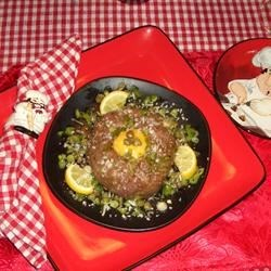 Original Steak Tartare Recipe