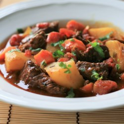 Instant Pot(R) Spicy Beef Curry Stew