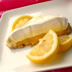 Kraft Triple-Layer Lemon Pie