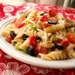 Pizza Salad II