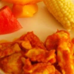 Picante Chicken Recipe