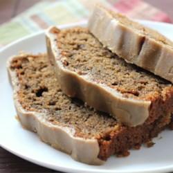 Caramel Macchiato Banana Bread