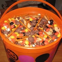 Raisin' the Dead Snack Mix Recipe