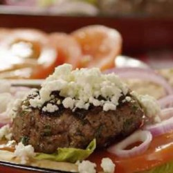 grilled spicy lamb burgers printer friendly