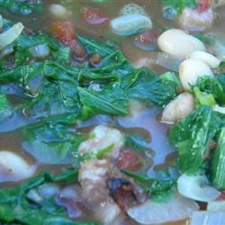 Awesome Greens and Beans Recipe