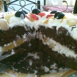 quick black forest
