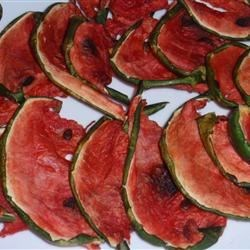 Dried Watermelon