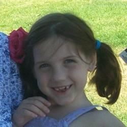 Megan's 8th birthday party!