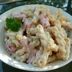 Chile Pasta Salad Recipe