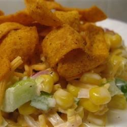 Spicy Corn Dip Recipe
