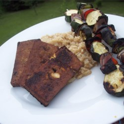 Marinated Tofu Recipe