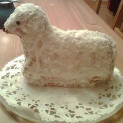 My Easter Lamb