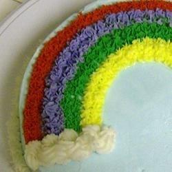 Photo of Rainbow Cake by Carol