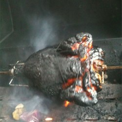 Chicken Flambe