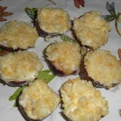 Drunken Stuffed Figs