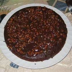 Chocolate Sheet Cake III Recipe