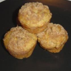 Banana Crumb Muffine