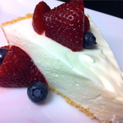Lemon Mousse Pie |