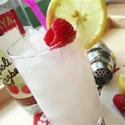 K-Dub's Raspberry Lemonade Recipe