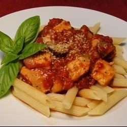 Scarlett's Chicken Cacciatore Recipe