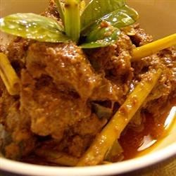 Indonesian Beef Rendang Recipe