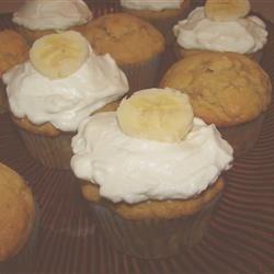 Fluffy Banana Cake