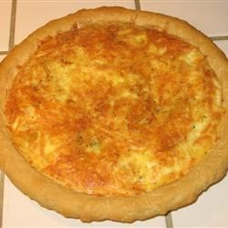 Photo of Swiss Cheese 'n' Onion Quiche by Jan Briggs