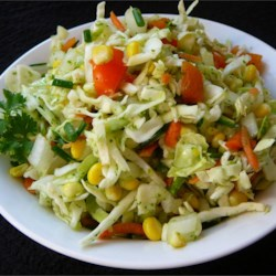 Sweet-and-Sour Coleslaw Recipe