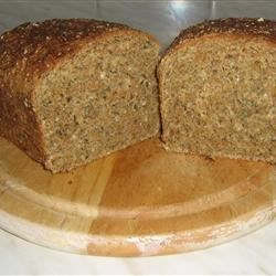 Multigrain Seeded Bread Recipe
