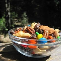 Mountain Trail Mix Recipe