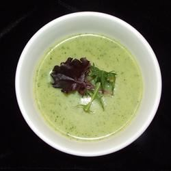Creamy Zucchini Soup Recipe
