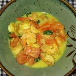 Thai Shrimp - Yummy!