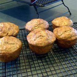 Photo of Gluten-Free Zucchini Muffins by nanzinmaine