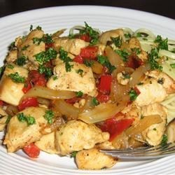 Photo of Pepper Chicken Piccata by Joe Canino