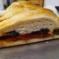 bread machine calzone recipe photos