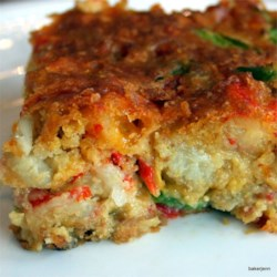Crawfish Cornbread Recipe