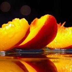 Peaches...Mmmm
