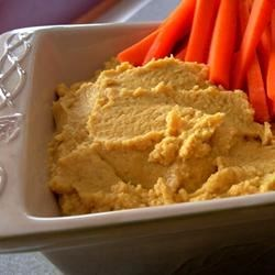Curried Hummus Recipe