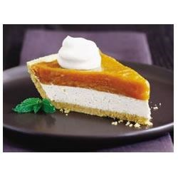 Double Layer Pumpkin Pie Recipe