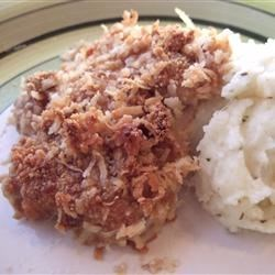 Photo of Baked Coconut Chicken by katz