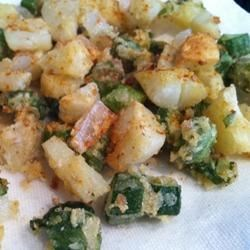 Photo of Southern Style Fried Okra by Craig B