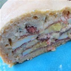 Sue's Torta Rustica Recipe