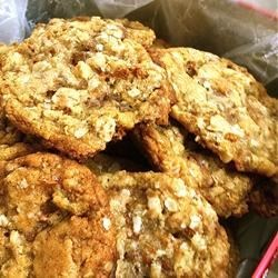 Photo of Iowa City Oatmeal Cookies by M2S