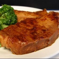 Peking Pork Chops Recipe