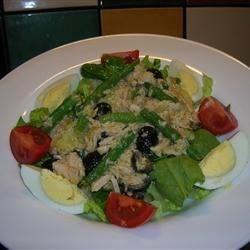 Tuna Niciose Salad
