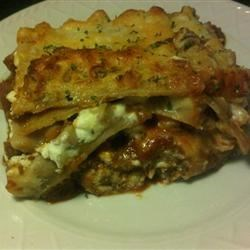 Barbecue Lasagna